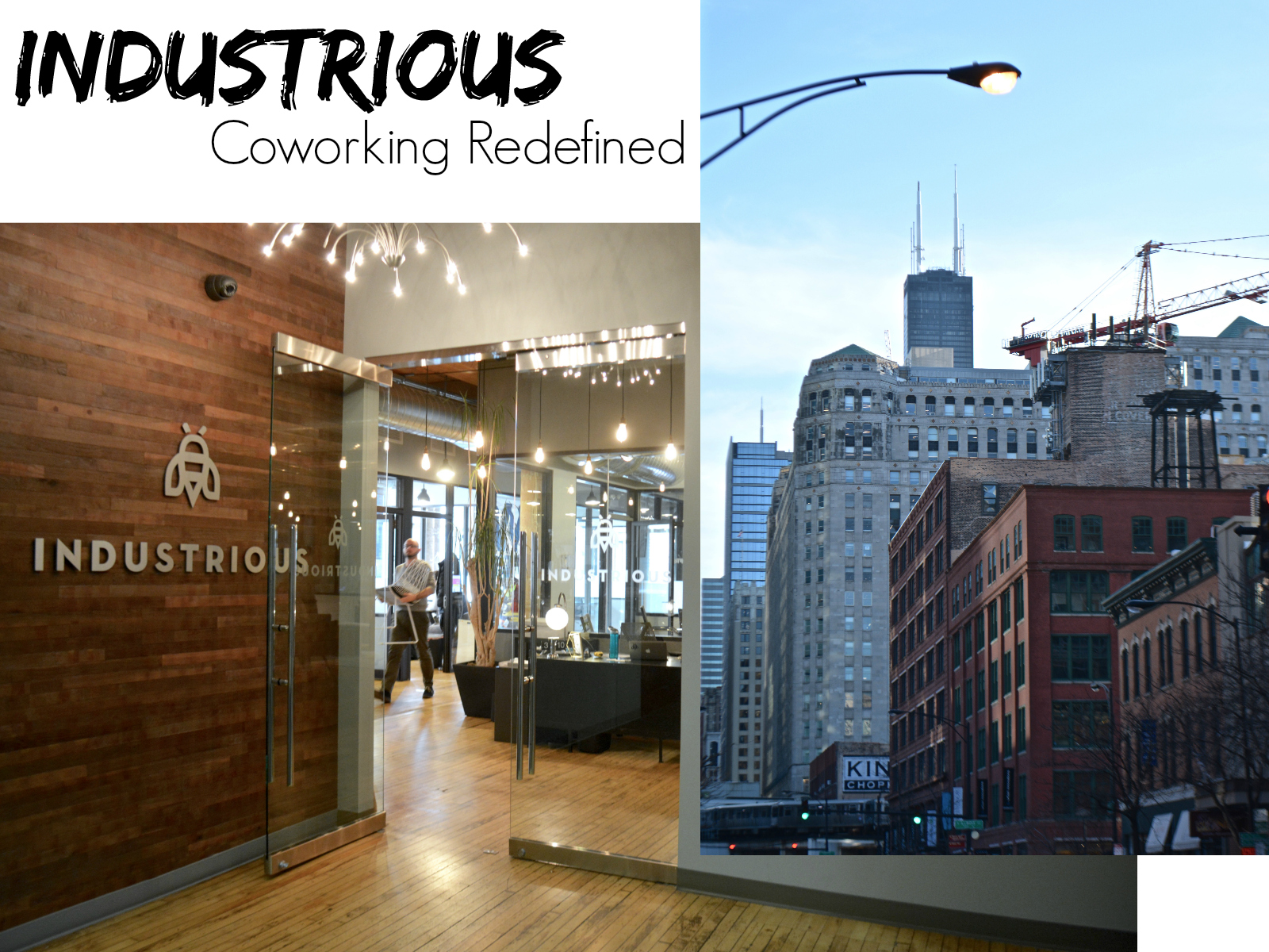 Industrious, Industrious Chicago, Abacus coffee, Bennison's pastries, coworking space in Chicago, Industrious coworking, espacio coworking en Chicago, coworking, Jamie Hodari and Justin Stewart, Jamie Hodari, Justin Stewart, Industrious River North, inspiring blogger space, blogger work space, Pinterest offices, oficinas de Pinterest, Fashionlingual, Chicago blogger, Chicago fashion blogger, Latina blogger, Chicago Latina blogger, bloguera de Chicago,