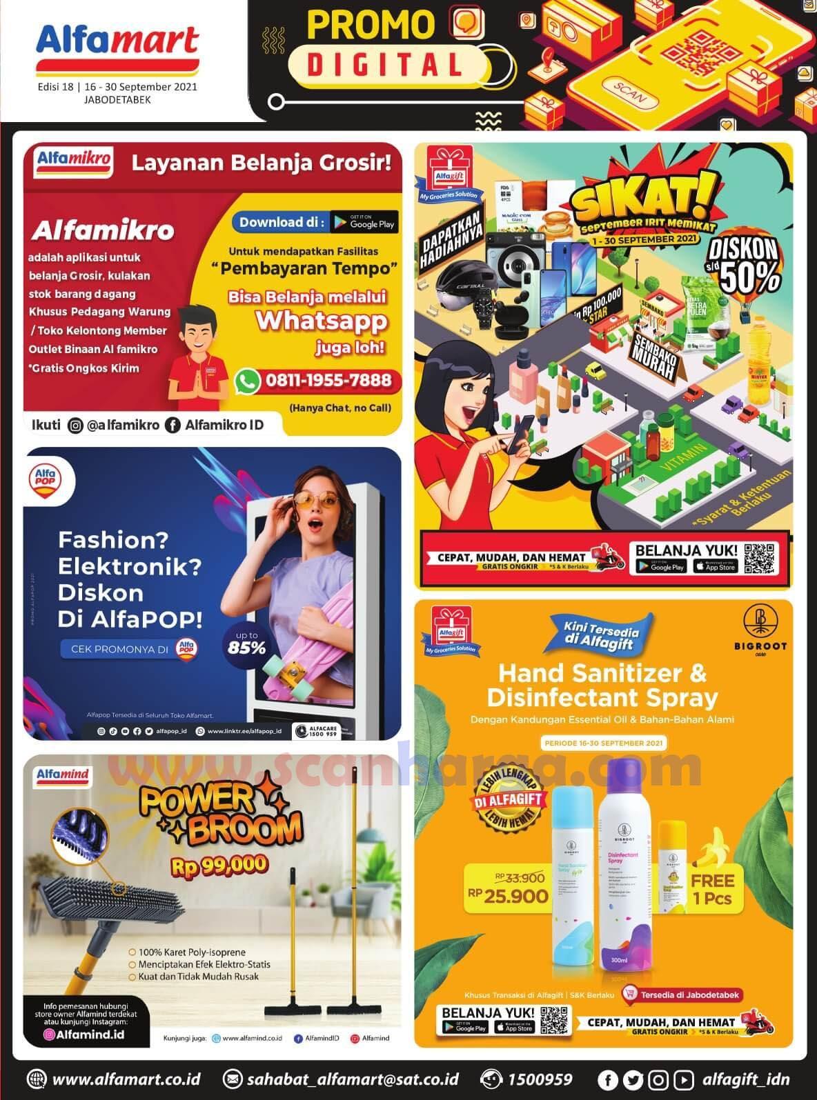 Katalog Promo Alfamart 16 - 30 September 2021 15