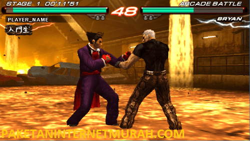 download tekken 6 ppsspp high compress