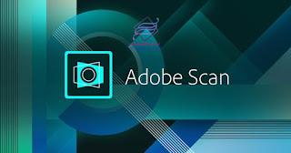 تحميل تطبيق Adobe Scan PDF Scanner