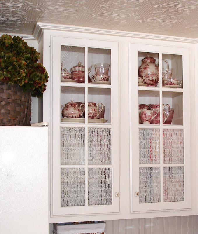 Rowley Company Cabinet Curtains