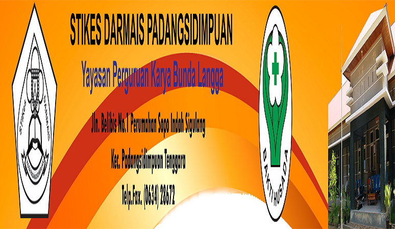 PENERIMAAN MAHASISWA BARU (STIKES-DPS) 2018-2019 SEKOLAH TINGGI ILMU KESEHATAN DARMAIS PADANGSIDIMPUAN