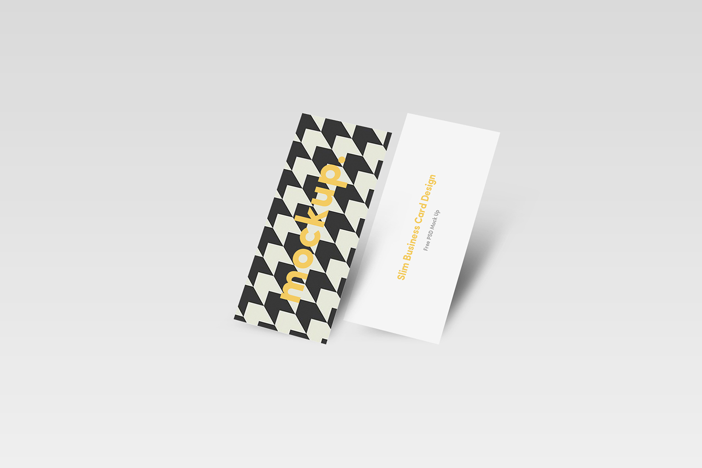 5 Free Business Card Mock-Ups | Free and Premium Design