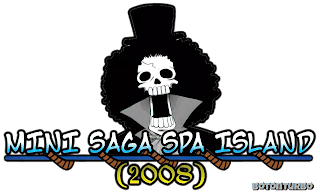 One Piece - Mini Saga Spa Island