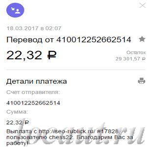 22.32 рубля