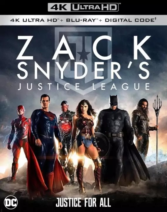 Download Zack Snyder's Justice League 2021 (Hindi HQ Dubbed-English) 480p [700MB] || 720p [2.1GB] || 1080p [4GB]