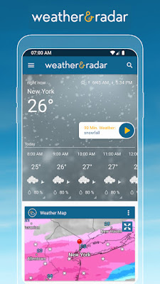 WEATHER & RADAR USA (PRO) APK FOR ANDROID