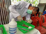 Balai Litbangkes Banjarnegara Lakukan Penelitian di Desa Tasikmadu. Ada Apa?