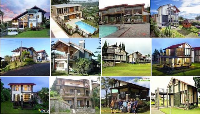 villa di Lembang, Villa Bandung, Penginapan di Lembang, Villa Lembang Bandung, Villa istana bunga
