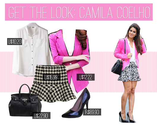Get the Look: Camila Coelho
