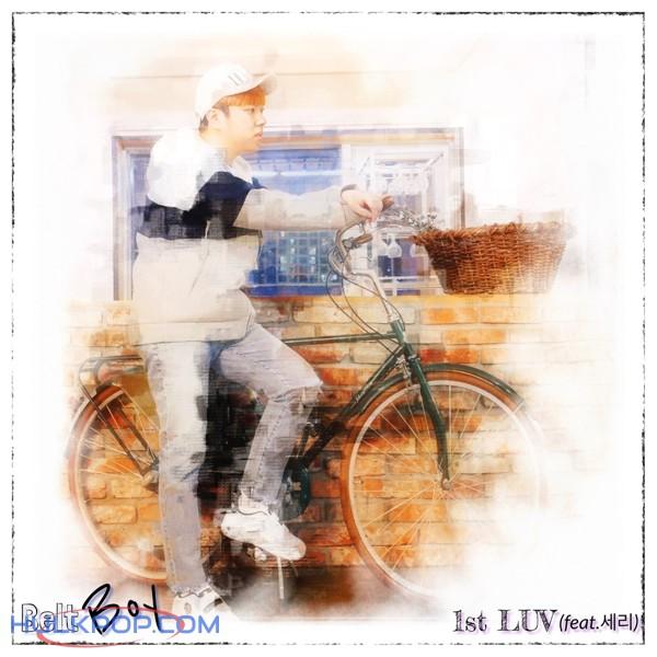 Belt Boy – 1st LUV (feat. Serri) – Single