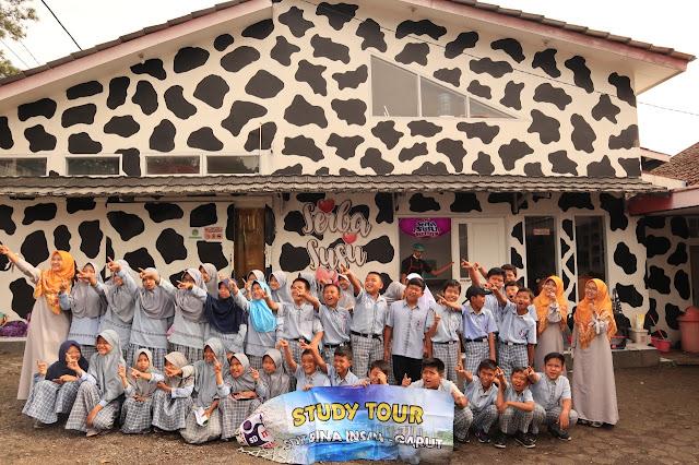OUTBOUND FIELD TRIP DI LEMBANG | SD IT Bina Insan Garut
