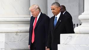 يتهم باراك أوباما الرئيس ترامب بالتعامل مع البيت الأبيض على أنه برنامج واقعي آخر - موقع عناكب