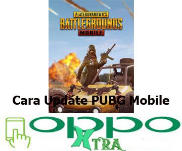 Cara Update PUBG Mobile