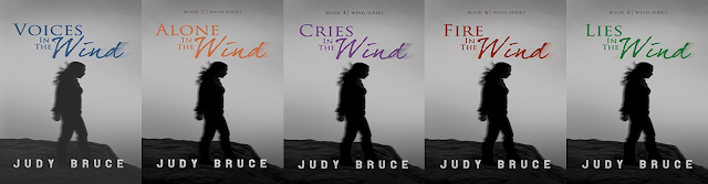 Wind Series by Judy Bruce