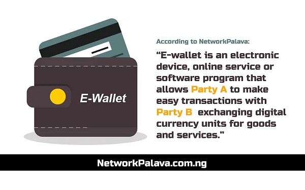 E-wallet Meaning