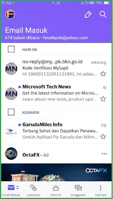 Masukkan NIP dan email (email PUPNS) (Jika lupa email PUPNS atau Lupa Pasword email PUPNS silahkan Lakukan Langkah no 8)