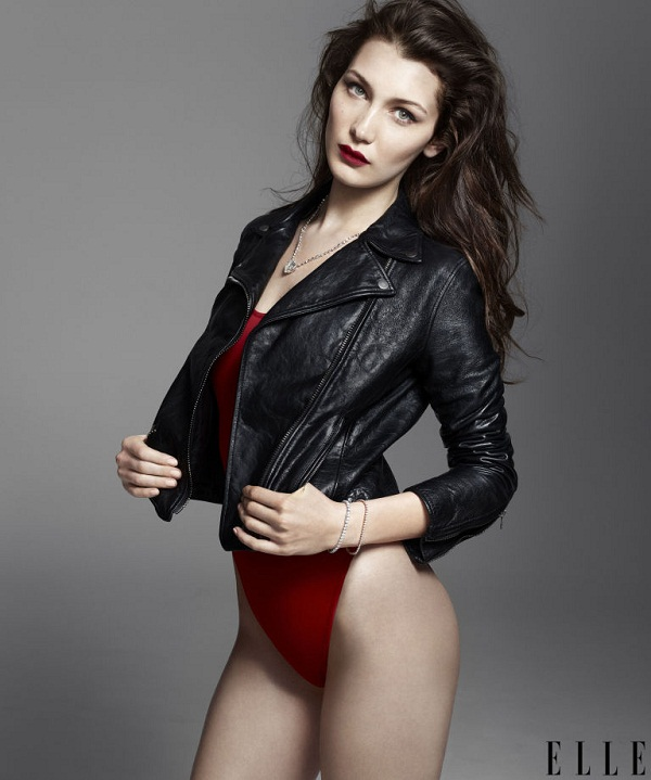 Bella Hadid Elle Magazine Hot Photoshoot