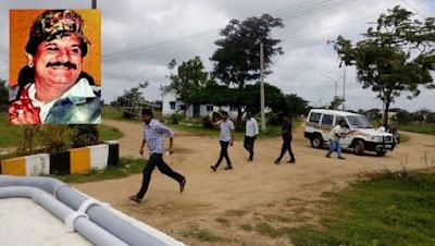 Gangster Nayeem killed in encounter