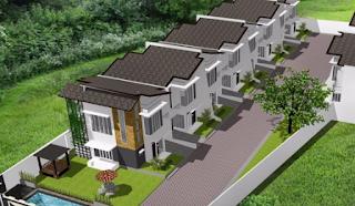 Beli Rumah Jakarta Lokasi Pinggir Jalan