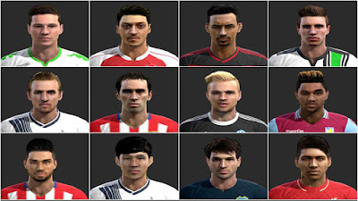 Facepack Vol6 2016 By Vicen Pes 2013