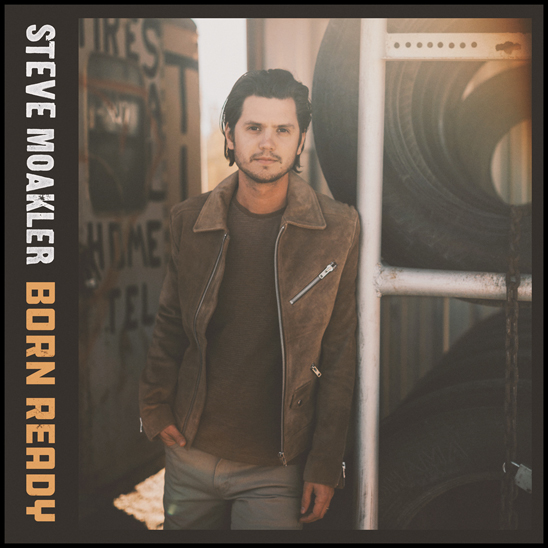 Born Ready, a new album from country music singer/songwriter Steve Moakler, was released today via all digital streaming services. The title track, which grew out of Moakler's relationship with Mack Trucks and the hours he spent on the road building his career, tips a cap to the sacrifices made every day by truck drivers.