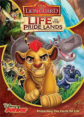 The Lion Guard Life In The Pride [Latino]
