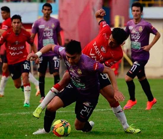 Video Real Potosí 1 - Universitario de Sucre 0