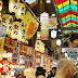 京都.錦市場/400餘年的京都廚房 好吃好逛店家介紹 史奴比茶屋也在這(附交通資訊、市場地圖)