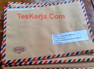 Membuat Surat Lamaran Kerja Di Bank Terbaru