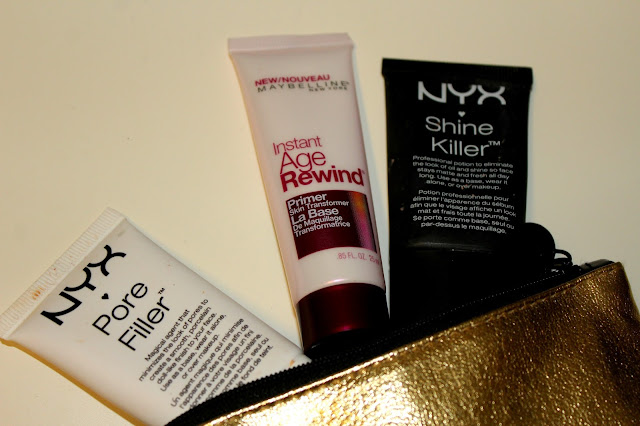 face primers on a budget