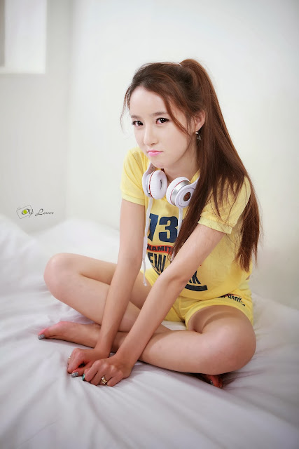 3 Lee Yeon Yoon - very cute asian girl-girlcute4u.blogspot.com