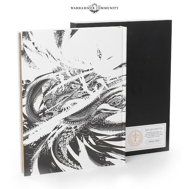 reglamento warhammer 40,000 9a edición coleccionista