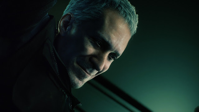 Resident Evil 3 - Nicholai Ginovaef