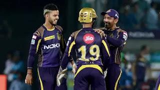 RR vs KKR 15th Match IPL 2018 Highlights