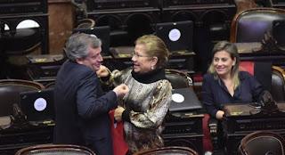Se sumó a la ley Odebrecht. La pidió el massismo y la avaló Cambiemos, donde muchos no están de acuerdo.