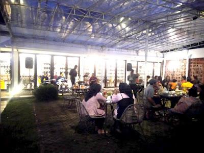 Kafe Langit Senja Salatiga