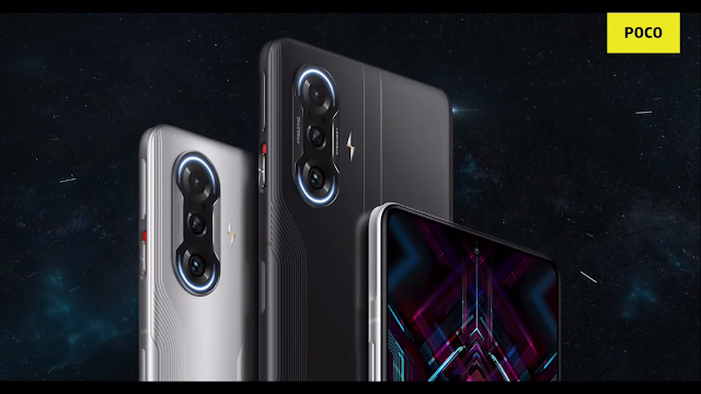 POCO F3 GT Launched - Price starting from 25,999 for the first week, features and Specs | TechNeg