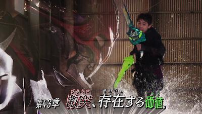 Kamen Rider Saber Episode 43 Preview