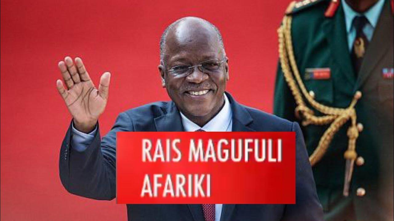 Rais Magufuli afariki | Historia na Sababu ya Kifo Cha Rais Magufuli