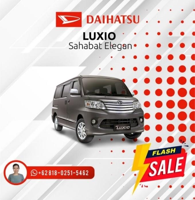 Daihatsu Luxio Bali