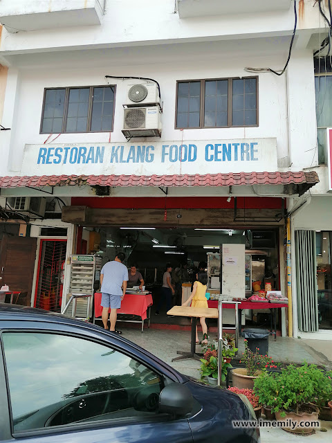 Klang Food Centre sell pao