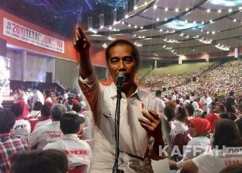 Jokowi Bikin Gaduh