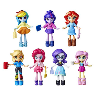 New Fashion Squad 7-Pack Listed on Entertainment Earth