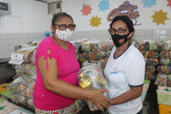 Prefeitura de Natal investe mais de R$ 17 milhões no Programa Merenda no Lar