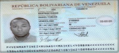 AGENTES DE LA DNCD APRESAN EN EL AEROPUERTO LAS AMERICAS A UN VENEZOLANO TRAJO 84 BOLSITAS DE COCAÍNA EN LAS VÍAS DIGESTIVAS