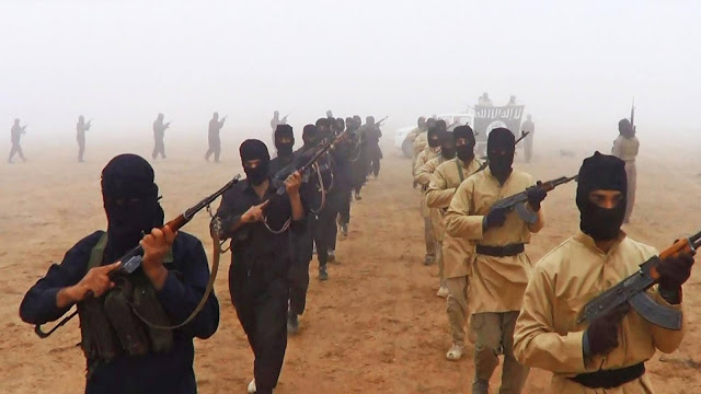 چەکدارانی داعش بۆردومانی ناوچەیەکییان کرد
