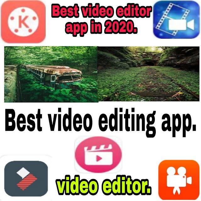 India's Best video editor app, Best वीडियो edit करने वाला app इन 2020-video editing  वाला app.