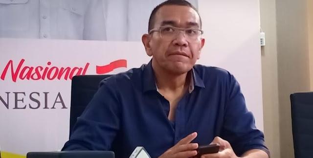 Poyuono Ajak Boikot Bayar Pajak, TKN Minta DPR Tak Gaji Anggota F-Gerindra