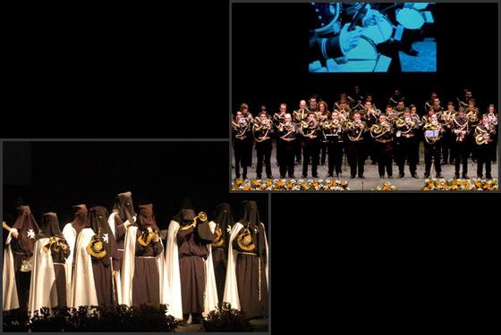 Presentación del disco en el Teatro Municipal El Silo de Pozoblanco